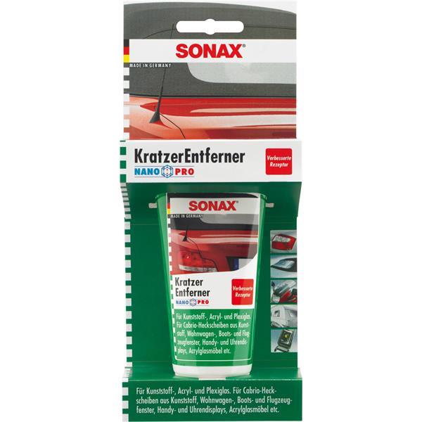 Kratzerentferner SONAX NanoPro für Kunststoff  -