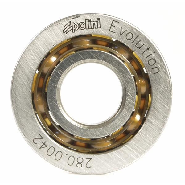 Lager Kurbelwelle POLINI 20x52x12 mm für GILERA-PIAGGIO 50ccm 2T AC-LC für GILERA-PIAGGIO 50ccm 2T AC-LC-