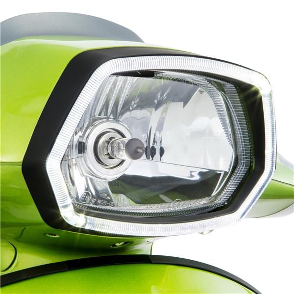 Lampenring SIP LED Leuchtring für Vespa Sprint 50ccm 2T/4T für Vespa Sprint 50ccm 2T/4T-