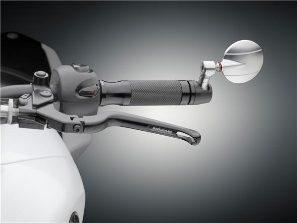 Lenkerendenspiegel RIZOMA SPY-R rechts oder links für Vespa LX-LXV-S-GTS-GTS Super-GTV-GT 60-GT-GT L für Vespa LX-LXV-S-GTS-GTS Super-GTV-GT 60-GT-GT L