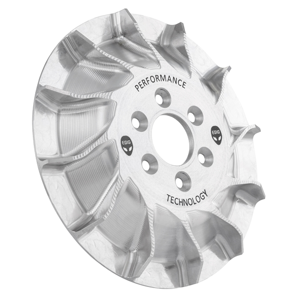 Lüfterkranz EGIG Performance High Flow SIP VAPE Zündung für Vespa 50-125-PV-ET3-PK50-125-S für Vespa 50-125-PV-ET3-PK50-125-S-