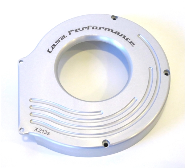 Lüfterradabdeckung CasaPerformance- Casa Cooler für Lambretta 125 LI-LIS-DL-GP-150 LI-LIS-SX-DL-GP-175 TV 2-3-200 TV-SX-DL-GP für Lambretta 125 LI-LIS-DL-GP-150 LI-LIS-SX-DL-GP-175 TV 2-3-200 TV-SX-DL-GP