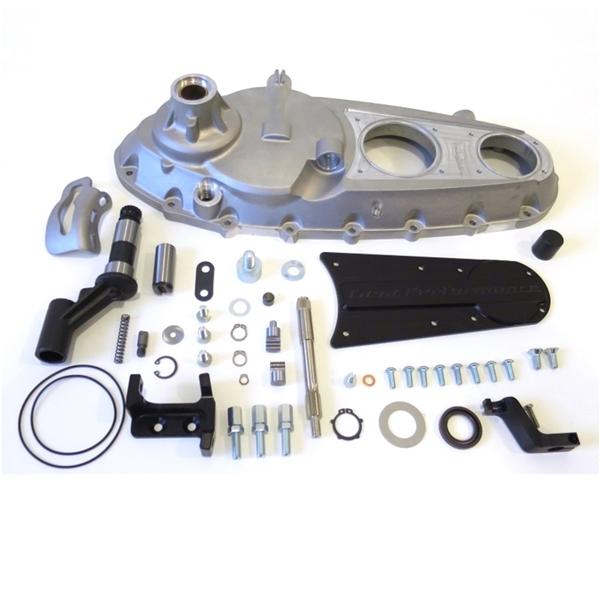 Motordeckel CasaPerformance CasaCover für Lambretta 125 DL/GP/150 DL/GP/200 DL/GP für Lambretta 125 DL/GP/150 DL/GP/200 DL/GP-