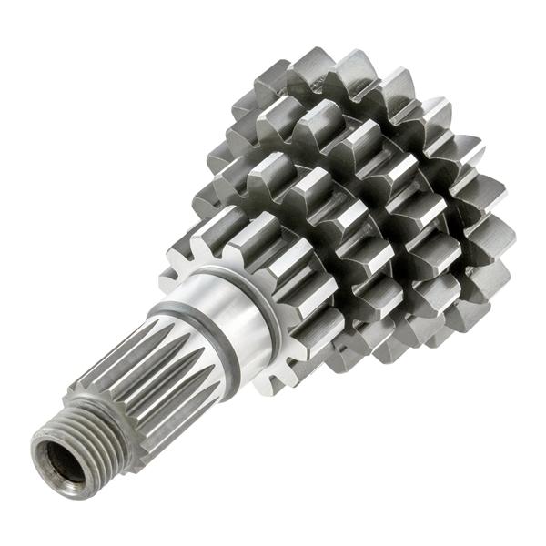 Nebenwelle Zahnradsatz Z 12-14-17-19 Getriebe BENELLI für Lambretta 175 TV 2-3-/200 JET/SX für Lambretta 175 TV 2-3-/200 JET/SX-