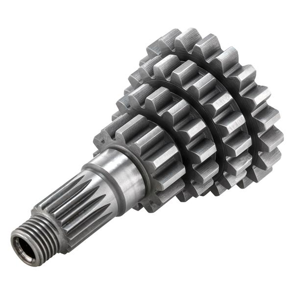 Nebenwelle Zahnradsatz Z 12-14-18-20 Getriebe BENELLI für Lambretta 175 TV 2-3-200 JET-SX für Lambretta 175 TV 2-3-200 JET-SX-