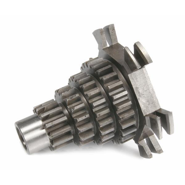 Nebenwelle Zahnradsatz Z 13-17-22-27 für Vespa 125 Super 2-150 Super-P150S 1- für Vespa 125 Super 2-150 Super-P150S 1-