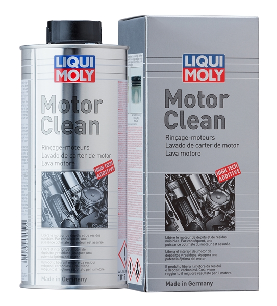 Öladditiv LIQUI MOLY MOTOR CLEAN 1019  -