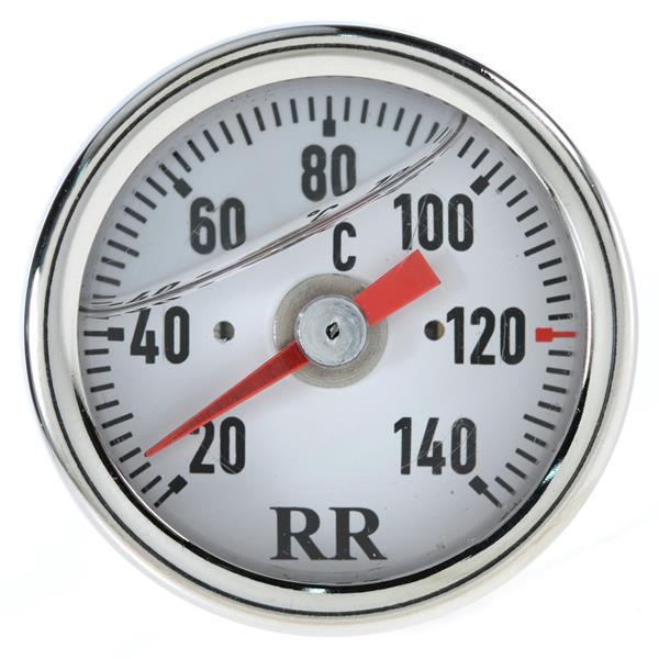 Öltemperatur-Direktanzeiger RR für Vespa ET4-LX-LXV-S-GTS-GTS Super-GTV-GT 60-GT-GT L 50-300ccm für Vespa ET4-LX-LXV-S-GTS-GTS Super-GTV-GT 60-GT-GT L 50-300ccm-