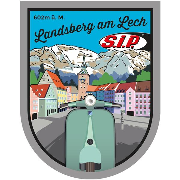 Passaufkleber SIP Landsberg  -