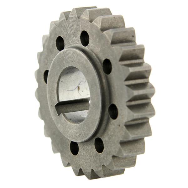 Primärzahnrad Z 24 (24-69-2-88) für 85-155ccm Zylinder DRT für Vespa 50-125-PV-ET3-PK50-125-S-XL-XL2 für Vespa 50-125-PV-ET3-PK50-125-S-XL-XL2-