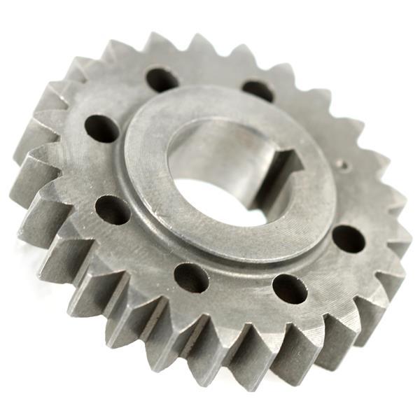 Primärzahnrad Z 25 (25-69-2-76) für 102-155ccm Zylinder DRT for SIP für Vespa 50-125-PV-ET3-PK50-125-S-XL-XL2 für Vespa 50-125-PV-ET3-PK50-125-S-XL-XL2-