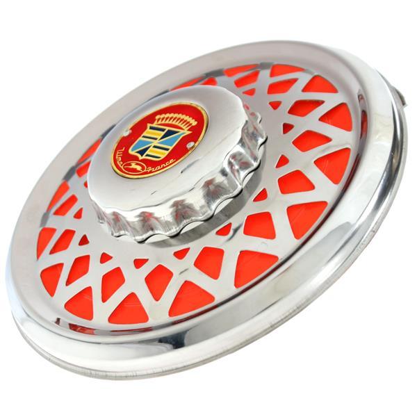 Radkappe -Nostalgie- für offene 8- Felge für Vespa 125-150 Super-P150S für Vespa 125-150 Super-P150S-