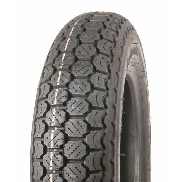 Reifen CONTINENTAL K62 (Zippy 3) 4-00 -10- 69J TT M-C reinforced vorne und hinten vorne und hinten-