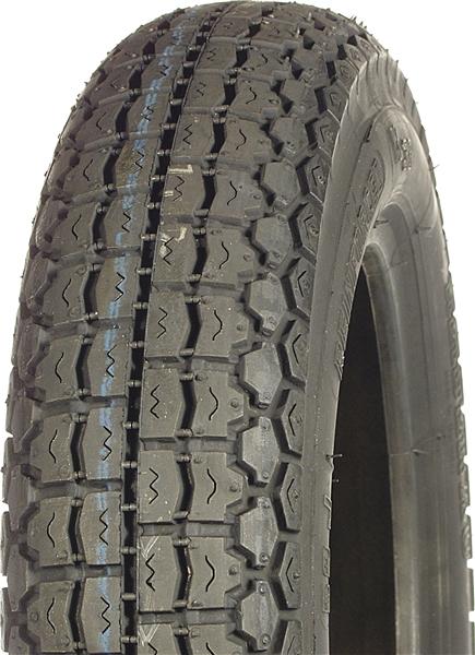 Reifen HEIDENAU K38 3-00 -10- 50J TT reinforced vorne und hinten vorne und hinten-