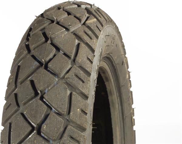 Reifen HEIDENAU K58 100-90 -10- 61J TL-TT reinforced vorne und hinten vorne und hinten-
