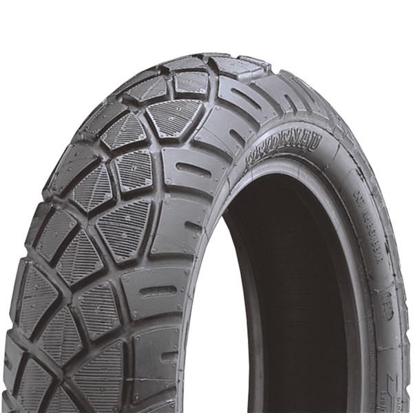 Reifen HEIDENAU K58 mod- Silica (SiO2) 130-70 -12- 62P TL-TT reinforced M+S vorne und hinten vorne und hinten-