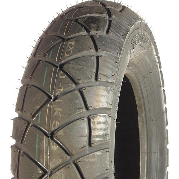 Reifen HEIDENAU K59 120-90 -10- 66M TL-TT vorne und hinten vorne und hinten-