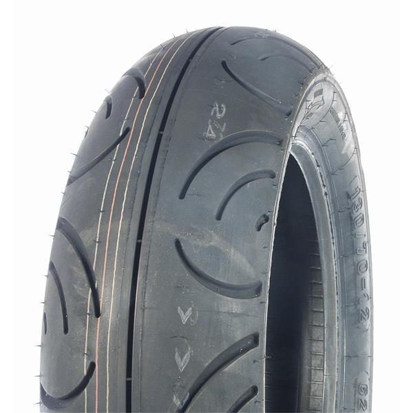 Reifen HEIDENAU K61 110/90 -12- 64M TL/TT vorne und hinten vorne und hinten-