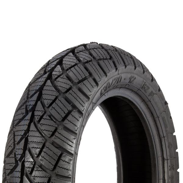 Reifen HEIDENAU K66 LT Silica (SiO2) 130-70 -12- 62P TL-TT reinforced M+S vorne und hinten vorne und hinten-