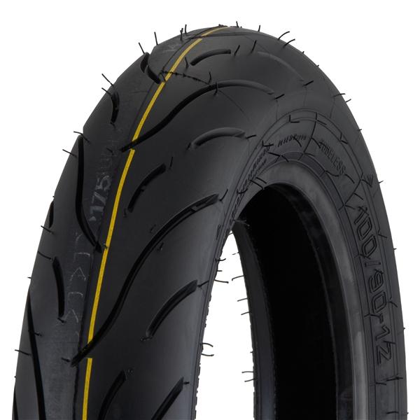Reifen HEIDENAU K80 SR SRM2 Rennreifen 100/90 -12- 64M TL vorne und hinten vorne und hinten-