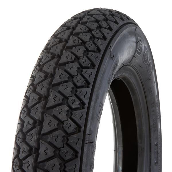 Reifen MICHELIN S83 100-90 -10- 56J TL-TT vorne und hinten vorne und hinten-