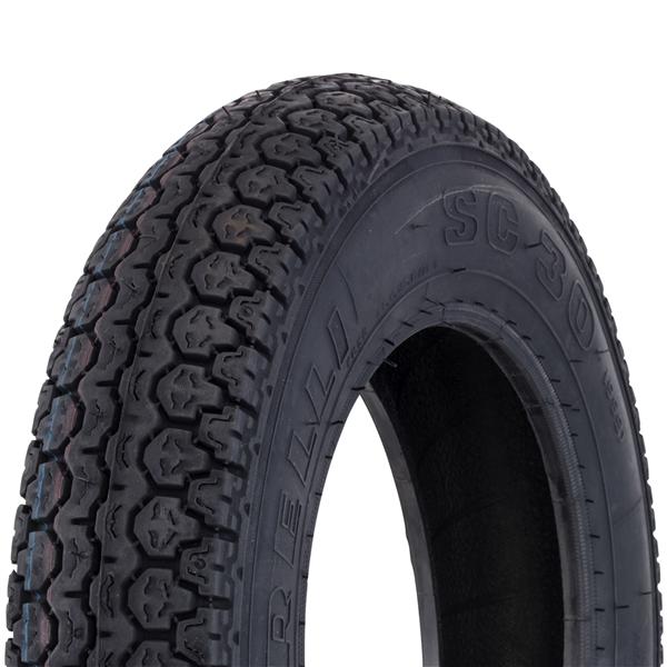 Reifen PIRELLI SC 30 3-50 -10- 51J TT vorne und hinten vorne und hinten-