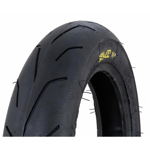 Reifen PMT Tyres Blackfire Semi-Slick 100-90 -12- TL vorne und hinten vorne und hinten-