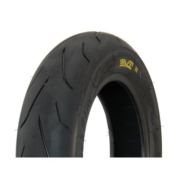 Reifen PMT Tyres Blackfire Semi-Slick 120-80 -12- TL vorne und hinten vorne und hinten-