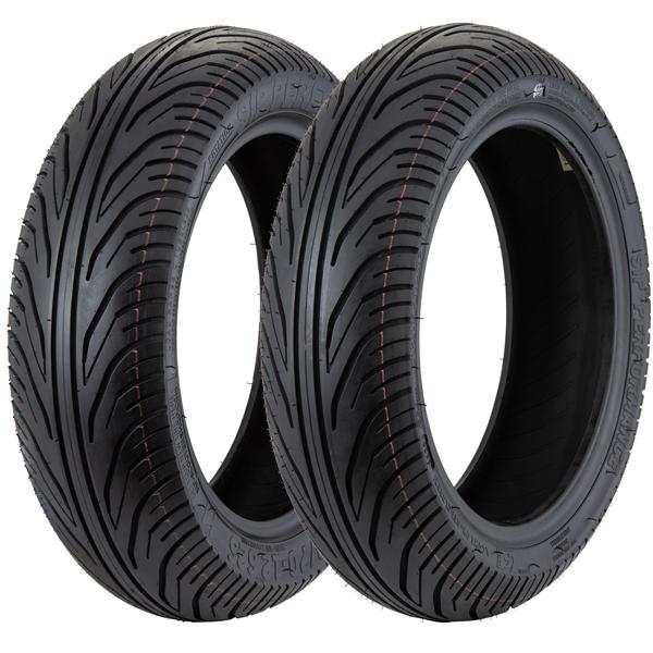 Reifen SIP Performance 120-70-12 + 130-70 -12- TL vorne und hinten vorne und hinten-