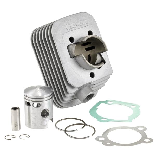 Rennzylinder ATHENA 50 ccm für PIAGGIO CIAO/PX/SI/Bravo/Superbravo/Grillo/Boss für PIAGGIO CIAO/PX/SI/Bravo/Superbravo/Grillo/Boss-