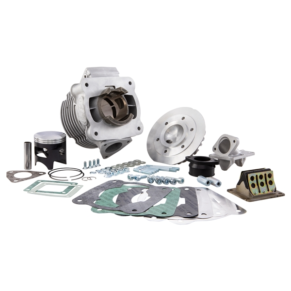 Rennzylinder CasaPerformance SST 265 ccm Touring für Lambretta 125 LI-LIS-DL-GP-150 LI-LIS-SX-DL-GP-175 TV 2-3-200 TV-SX-DL-GP für Lambretta 125 LI-LIS-DL-GP-150 LI-LIS-SX-DL-GP-175 TV 2-3-200 TV-SX-DL-GP-