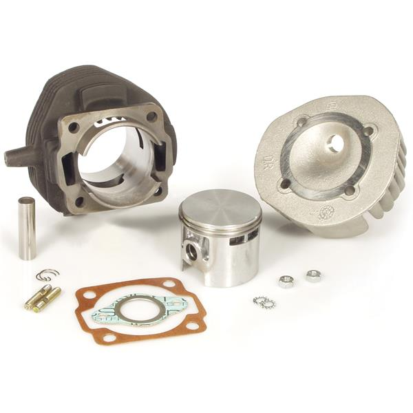 Rennzylinder D.R. 102 ccm für Vespa 50/PK50/S/XL/XL2 für Vespa 50/PK50/S/XL/XL2-