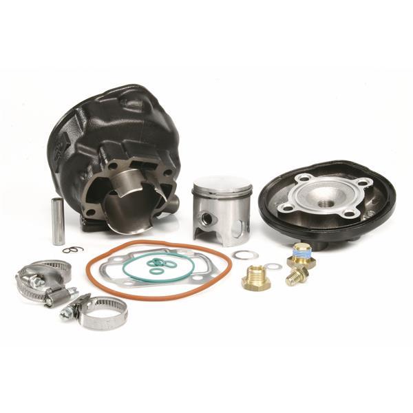 Rennzylinder D-R- EVO 68 ccm für GILERA-PIAGGIO 50ccm 2T LC für GILERA-PIAGGIO 50ccm 2T LC-