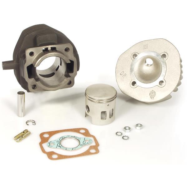 Rennzylinder D.R. Formula 75 ccm by SIP für Vespa 50 1- Serie für Vespa 50 1- Serie-