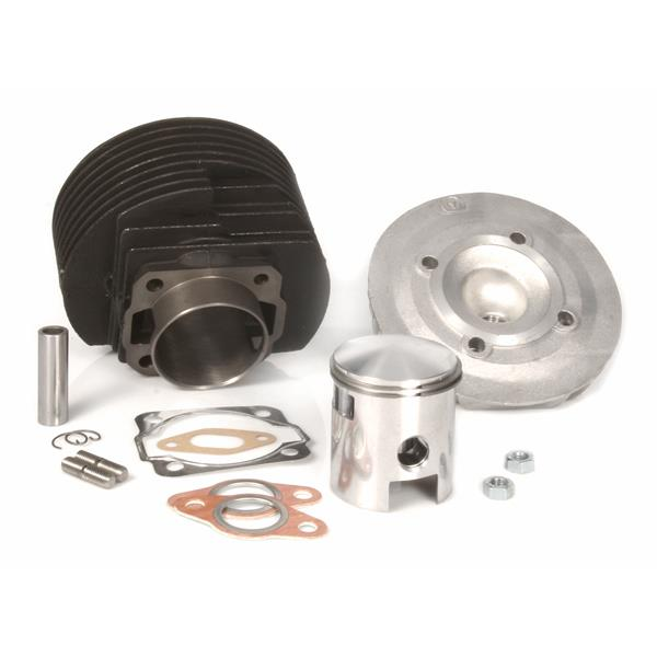 Rennzylinder OLYMPIA 130 ccm für Vespa 50-125-PV-ET3-PK-S-XL-2 für Vespa 50-125-PV-ET3-PK-S-XL-2-