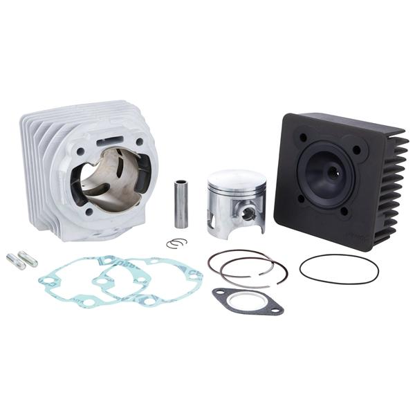 Rennzylinder PARMAKIT 178 ccm für GILERA-PIAGGIO 125-150ccm 2T AC für GILERA-PIAGGIO 125-150ccm 2T AC-
