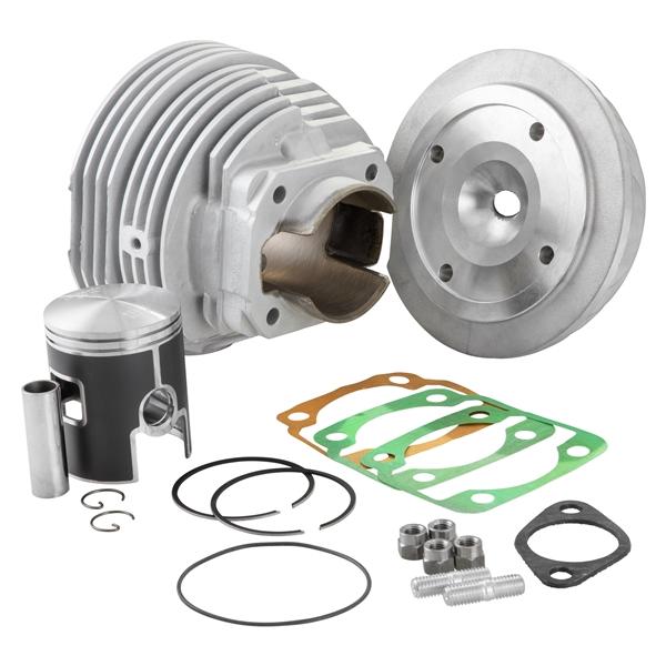 Rennzylinder PARMAKIT ECV 125 ccm für Vespa 50-125-PV-ET3-PK-S-XL-2 für Vespa 50-125-PV-ET3-PK-S-XL-2-
