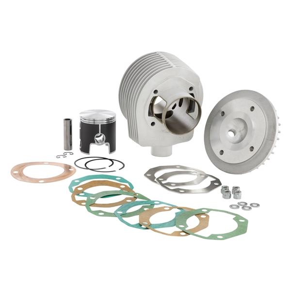 Rennzylinder PARMAKIT Sprint-GT-Super 177 ccm für Vespa 125 VNB-GT-GTR 1-Super-150 VBA-VBB-T4-GL-Sprint 1-Super 1- für Vespa 125 VNB-GT-GTR 1-Super-150 VBA-VBB-T4-GL-Sprint 1-Super 1-