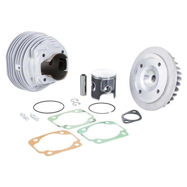 Rennzylinder PARMAKIT Touring ECV 130 ccm für Vespa 50-125-PV-ET3-PK-S-XL-2 für Vespa 50-125-PV-ET3-PK-S-XL-2-