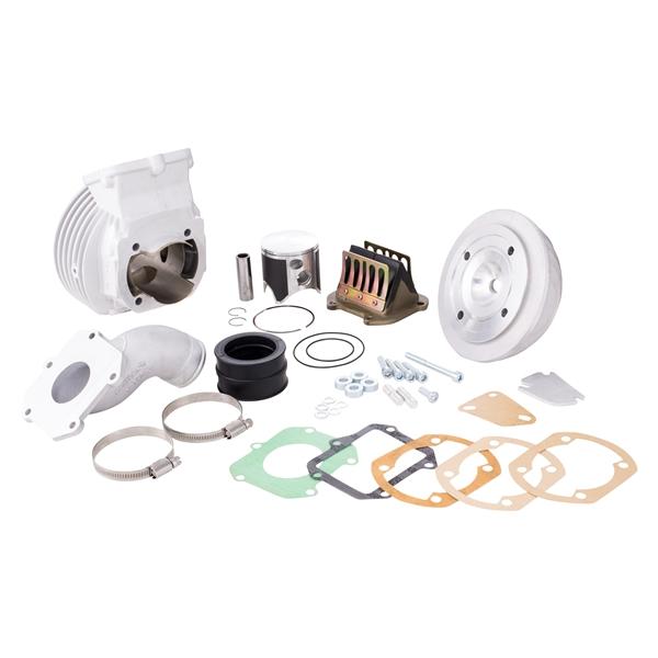 Rennzylinder PARMAKIT W-Force AC EVC 135 ccm für Vespa 50-125-PV-ET3-PK-S-XL-2 für Vespa 50-125-PV-ET3-PK-S-XL-2