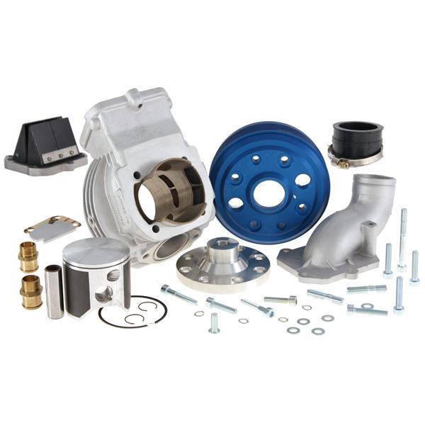 Rennzylinder PARMAKIT W-Force LC 135 ccm für Vespa 50-125-PV-ET3-PK-S-XL-2 für Vespa 50-125-PV-ET3-PK-S-XL-2-