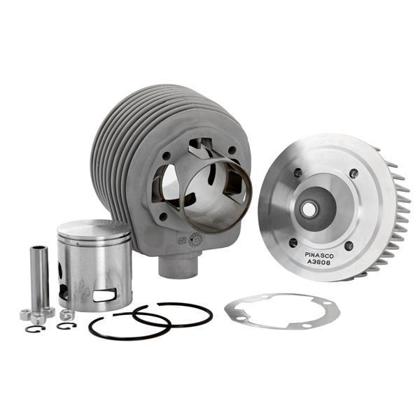 Rennzylinder PINASCO 177 ccm für Vespa 125 GTR 2-TS-150 Sprint 2-V-Super 2-PX125-150-PE-Lusso-Cosa für Vespa 125 GTR 2-TS-150 Sprint 2-V-Super 2-PX125-150-PE-Lusso-Cosa-