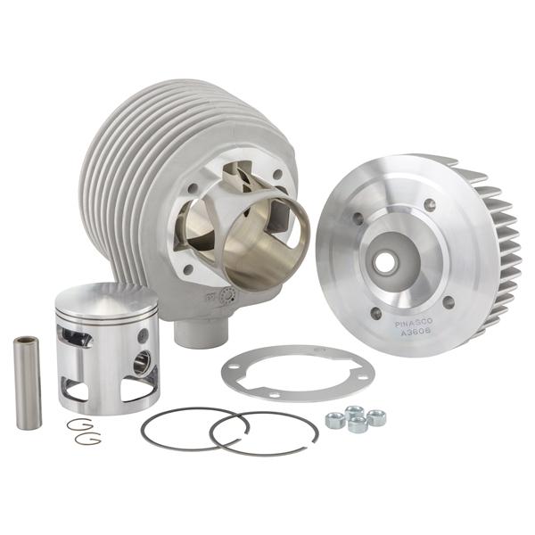 Rennzylinder PINASCO 177 ccm für Vespa 125 VNB-GT-GTR 1-Super-150 VBA-VBB-T4-GL-Sprint 1-Super 1- für Vespa 125 VNB-GT-GTR 1-Super-150 VBA-VBB-T4-GL-Sprint 1-Super 1-