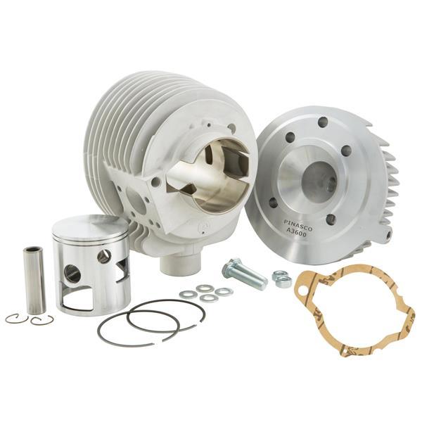 Rennzylinder PINASCO Farobasso 160 ccm für Vespa 125 VM-VN-ACMA-150 VB-VGL1-VL für Vespa 125 VM-VN-ACMA-150 VB-VGL1-VL-