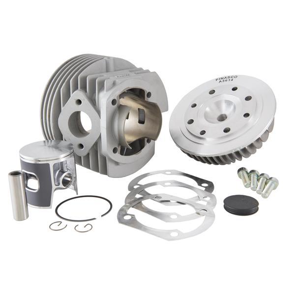 Rennzylinder PINASCO Zuera SS 135 ccm für Vespa 50-125/PV/ET3/PK/S/XL/2 für Vespa 50-125/PV/ET3/PK/S/XL/2-