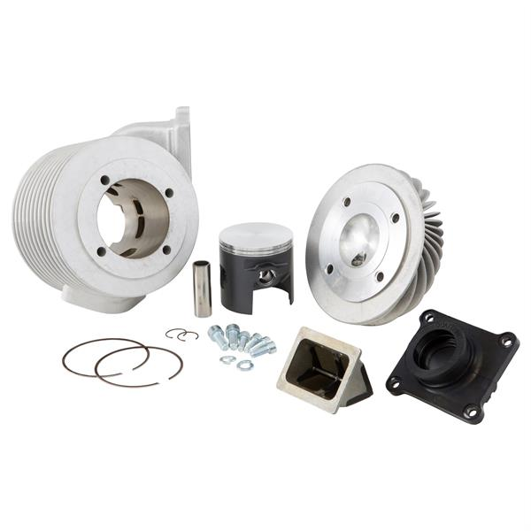 Rennzylinder QUATTRINI M-210-TV für Lambretta 125 LI-Special-DL-GP-150 LI-Special-SX-DL-GP-175 TV 2-3- für Lambretta 125 LI-Special-DL-GP-150 LI-Special-SX-DL-GP-175 TV 2-3-