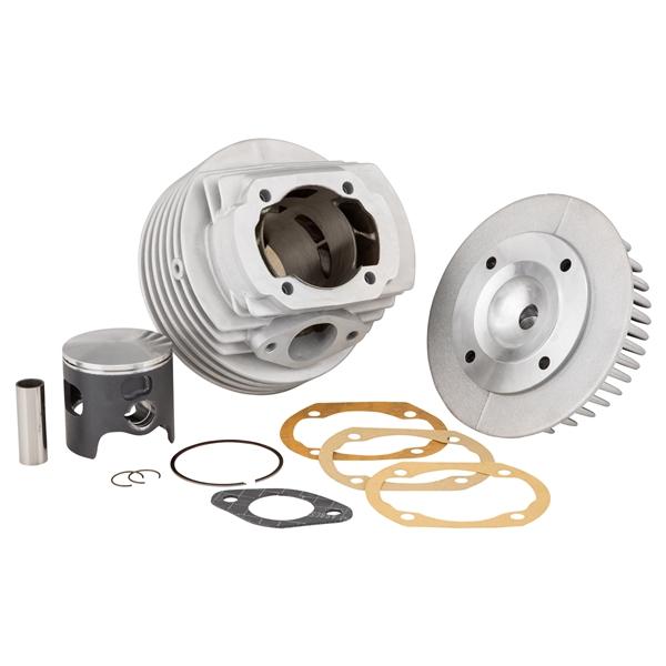 Rennzylinder QUATTRINI M1B-60-GTR 144 ccm für Vespa 50-125/PV/ET3/PK/S/XL/2 für Vespa 50-125/PV/ET3/PK/S/XL/2-