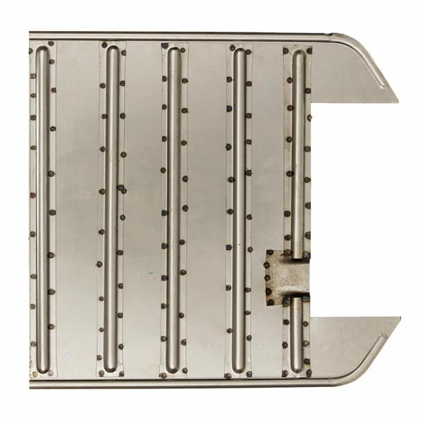 Reparaturbodenblech für Vespa 125 VN-VU-ACMA-150 VL-VB-ACMA für Vespa 125 VN-VU-ACMA-150 VL-VB-ACMA-