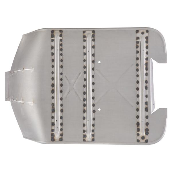 Reparaturbodenblech für Vespa 180 SS für Vespa 180 SS-