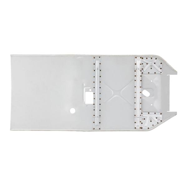 Reparaturbodenblech für Vespa 50 N 92877 -L-R-SS-90 SS-125 PV-ET3 für Vespa 50 N 92877 -L-R-SS-90 SS-125 PV-ET3-